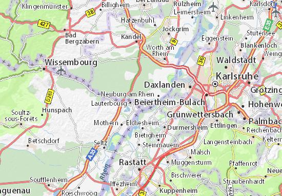 Mapas-Planos Berg