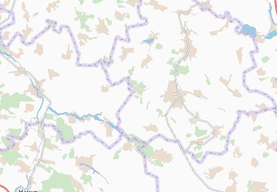 Carte-Plan Pokrovka