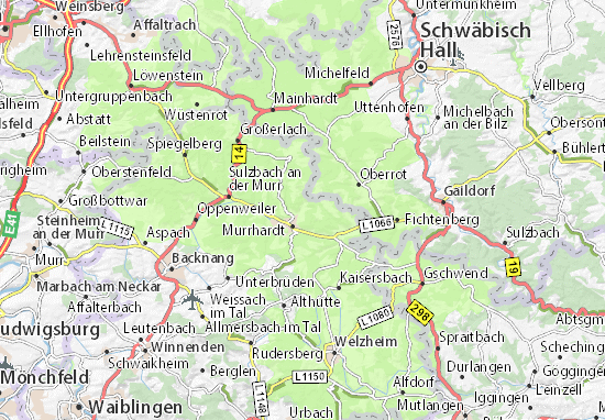 Siegelsberg Map Detailed Maps For The City Of Siegelsberg