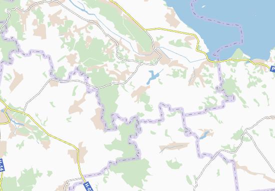 Vershatsi Map