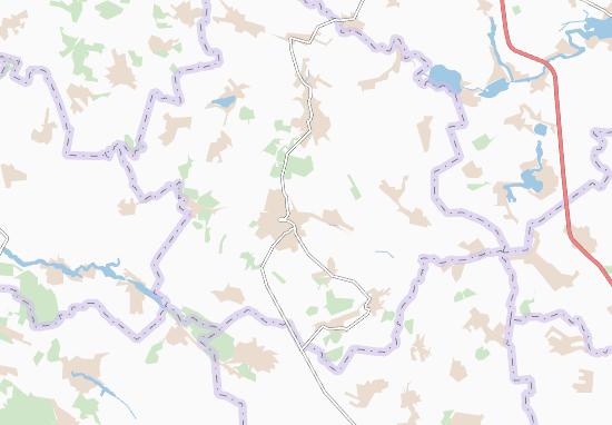 Mapas-Planos Avramivka