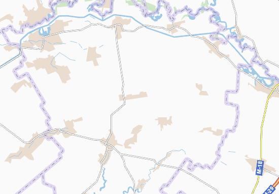 Mappe-Piantine Novopetrivka