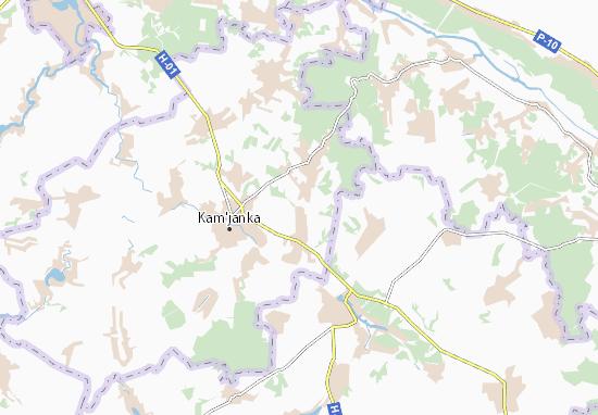 Mapas-Planos Kosari