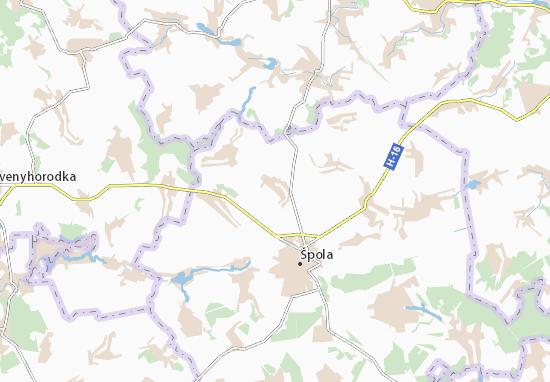 Tereshky Map