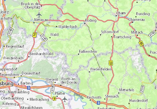 Falkenstein Map