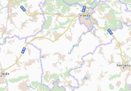 Mappe-Piantine Stepok