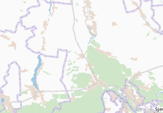 Mappe-Piantine Chervonopopivka