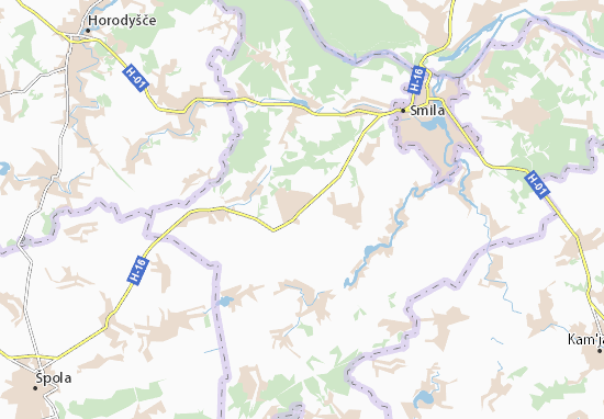 Mappe-Piantine Rotmistrivka