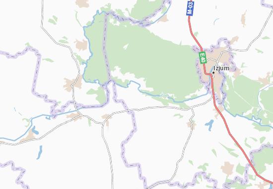 Zavody Map