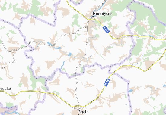 Mappe-Piantine V'yazivok