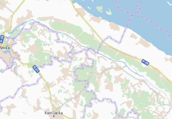 Mappe-Piantine Lubentsi
