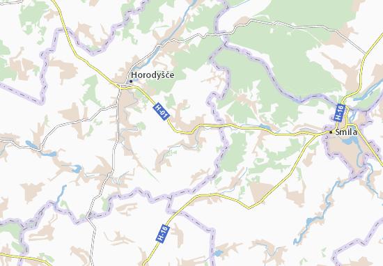 Mapas-Planos Orlovets'