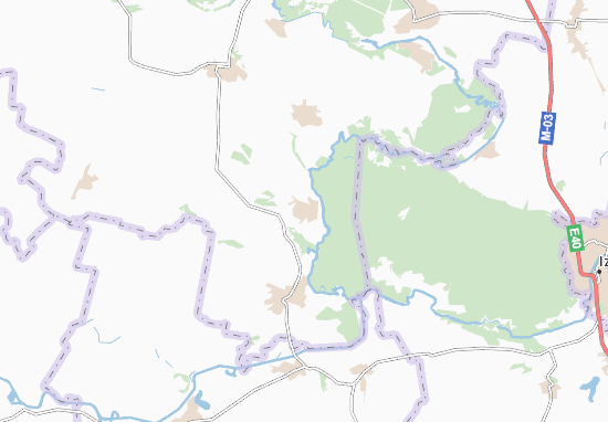 Protopopivka Map