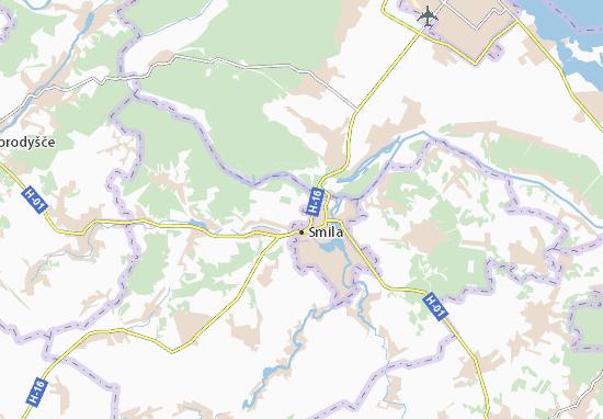 Ploske Map