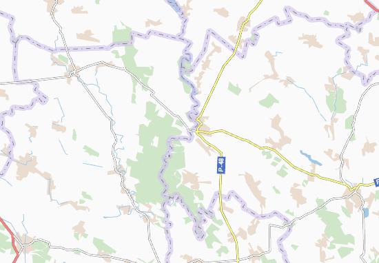 Carte-Plan Kalaharivka