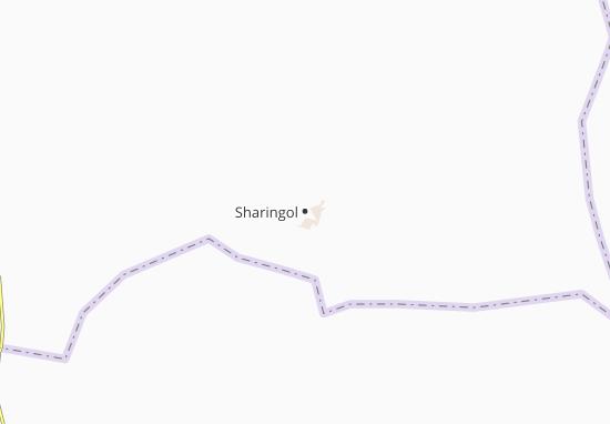 Sharingol Map