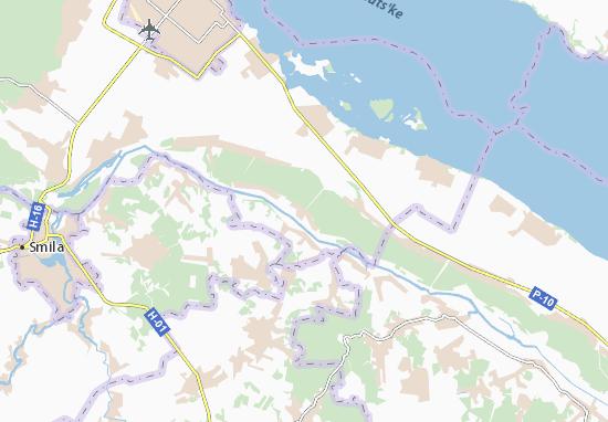 Dumantsi Map