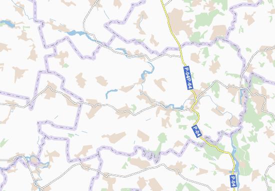 Mappe-Piantine Kam'yanyi Brid
