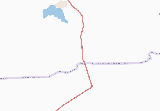 Yuzhnyy Map