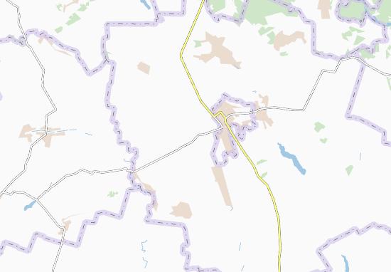 Mapas-Planos Hrushyne