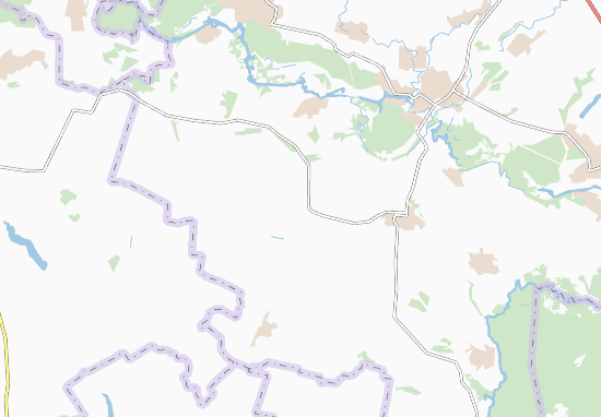 Carte-Plan Asiivka