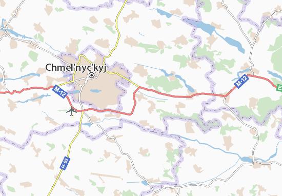 Mapas-Planos Kopystyn