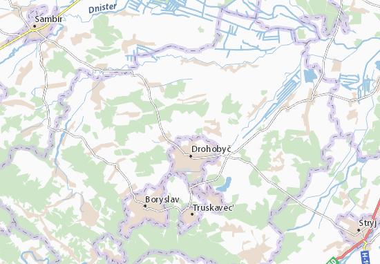 Stare Selo Map