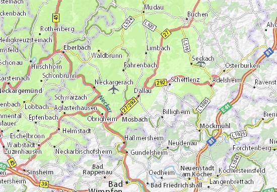 Mapas-Planos Dallau