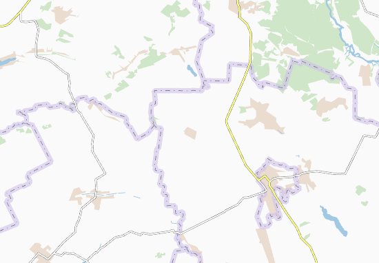 Mapas-Planos Yefremivka