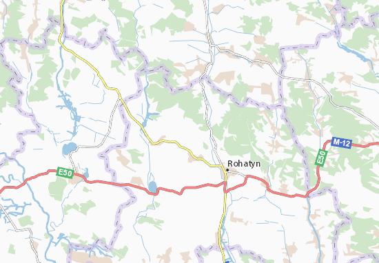 Mapas-Planos Zalaniv
