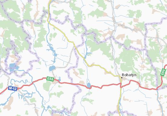 Fraha Map