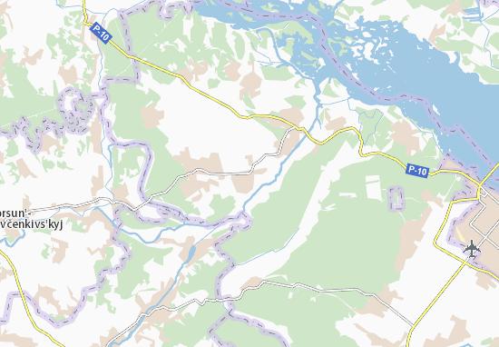 Mapas-Planos Baibuzy
