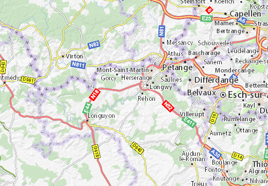 Lexy Map