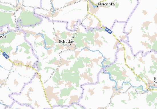 Mapas-Planos Khokhitva