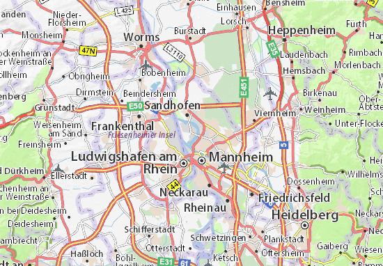 Verkehrsinfo Mannheim