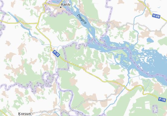 Mapas-Planos Stanislavchyk
