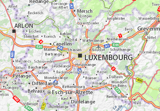 Michelin Restaurants Luxembourg