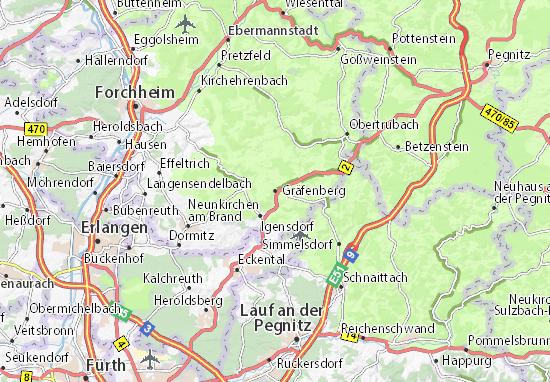 Gräfenberg Map