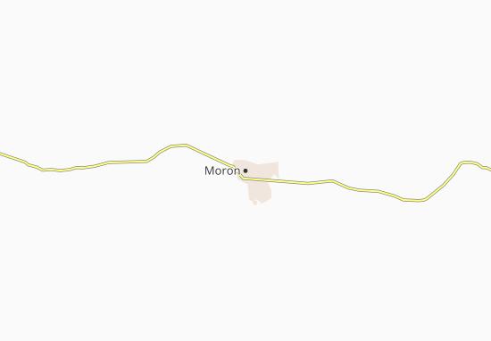 Mapas-Planos Moron