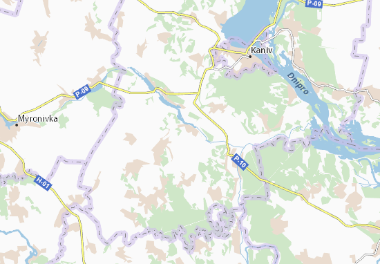 Mapas-Planos Polstvyn