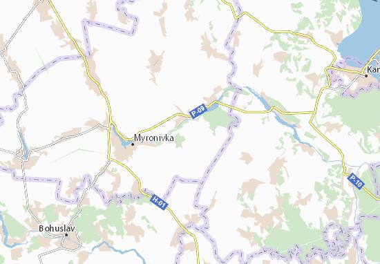 Mappe-Piantine Yemchykha