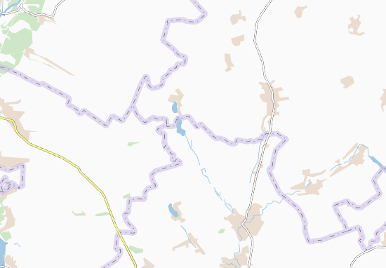 Verkhnya Duvanka Map