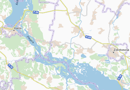 Mappe-Piantine Shabel'nyky