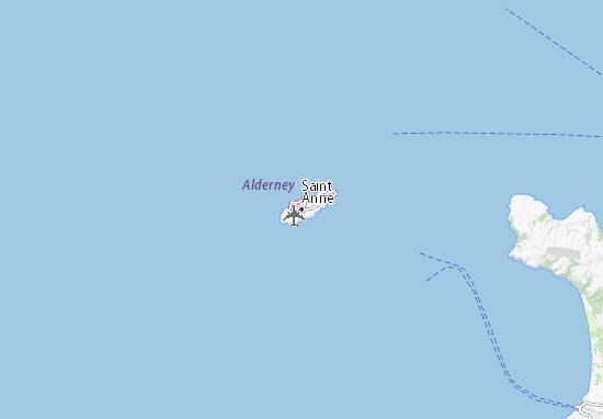 Saint Anne Map