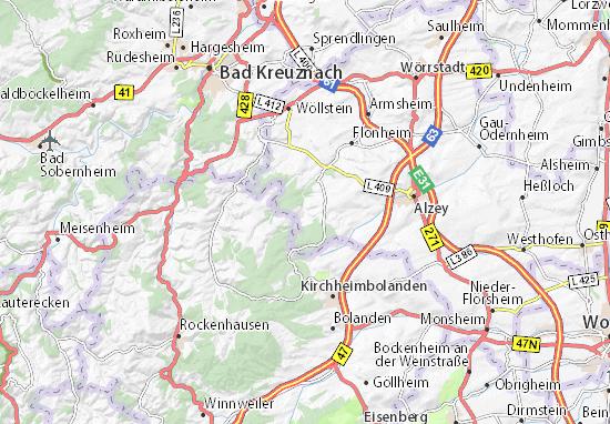 Nieder Wiesen Map Detailed Maps For The City Of Nieder Wiesen