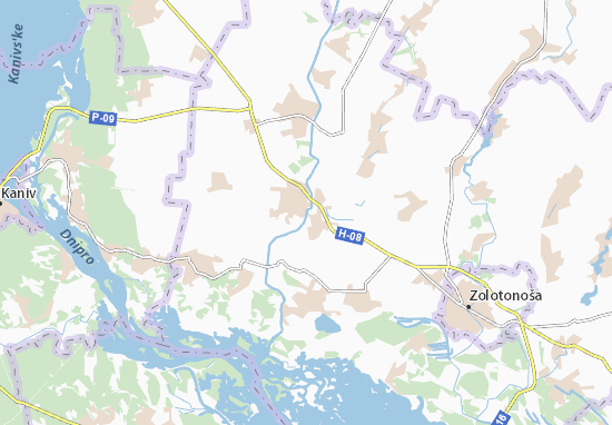 Mapas-Planos Pishchane
