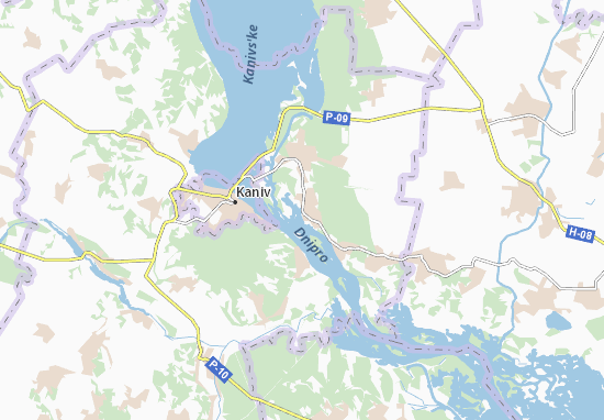 Mapas-Planos Keleberda