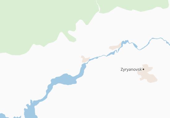 Kaart Plattegrond Turgusun