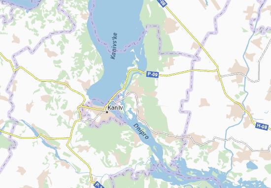 Mapas-Planos Liplyave