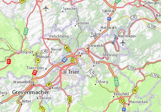 Kenn Map